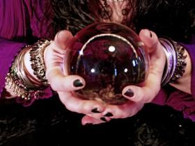 Hellseherin, Eingebungen, Zukunft Foto: © Cora Reed @ Fotolia