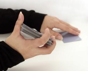 Lenormandkarten, Wahrsagen, Tarot-Karten Foto: © Peter Atkins @ Fotolia