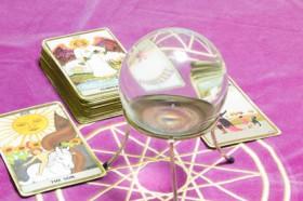 Online-Tarot, Tarotkarten, Tarot, Legesystem Foto: © Patty @ Fotolia