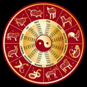 das chinesische Horoskop, Tierkreiszeichen, Astrologie, Sternzeichen Foto: © Gabriella88 @ Fotolia
