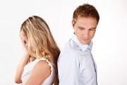 Trennungsschwierigkeiten - Wie mit einer Trennung umgehen?  Foto: © closeupimages @ Fotolia