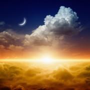 Himmel und H�lle - Mythos oder einfach nur Aberglaube? Foto: © Ig0rZh @ Fotolia