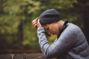 Depressionen durch Aurareinigung lösen Foto: © @