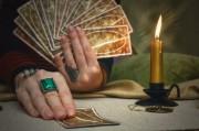 Crowley Tarot - die Konstellation des Magiers Foto: © @